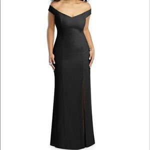 Dessy Collection Dresses - dessy dress 3012 in black